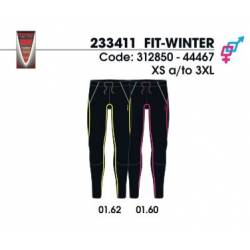 Mallas largas de hombre y de mujer, FIT-WINTER, Fit-Tech Pants