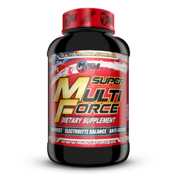 Complemento vitaminico SUPER MULTI FORCE 60 capsulas
