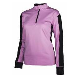 Lds Runningtop Prism Pink/Black Mujer