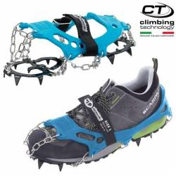 Crampones running 10 puntas Ice Traction - Climbing Technology