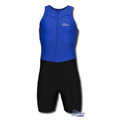 Mono triatlon / duatlon en Lycra y Soft padding mod. Florida
