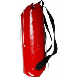 Mochila petate rojo (H70 Fondo 15x21cm), KIT BAG TRANSPORT PERSO GM de AV