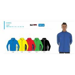 Chaqueta hombres, RUNNING - Microtech Team Sports