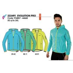 Chaqueta hombres, EVOLUTION PRO - Microproof Team Sports