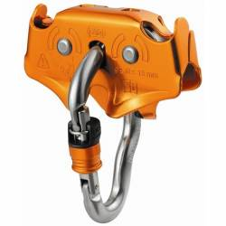 Polea doble con mosquetón integrado - TRAC PLUS DE PETZL