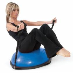 Bosu Air Step con asas