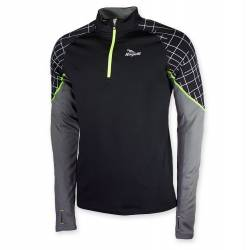 Runningtop Landsford Black/Grey/Fluor Hombre