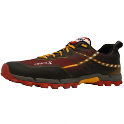 Zapatillas trail running MALMO roja - ORIOCX